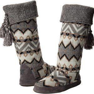 🌟Host Pick🌟 MUK LUKS Winona Tall Slipper Boot